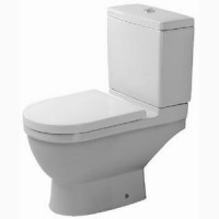 Унитаз напольный Duravit Starck 3 012609 0126090000