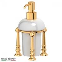 Дозатор для жидкого мыла настольный 3SC Stilmar UN Gold STI 229