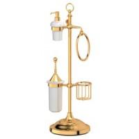 Стойка для биде и туалета 3SC Stilmar UN Gold STI 235
