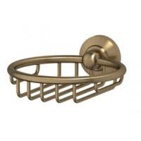 Мыльница-решетка 3SC Stilmar Antic Bronze STI 506