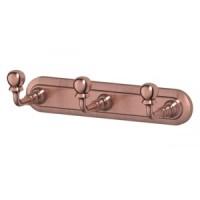 Планка с 3-мя крючками 3SC Stilmar Antic Copper STI 602