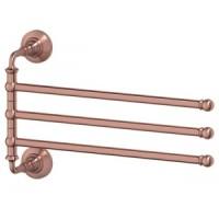 Держатель поворотный тройной 3SC Stilmar Antic Copper STI 611