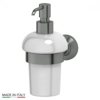Дозатор для жидкого мыла 3SC Stilmar Antic Silver STI 405
