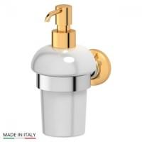 Дозатор для житкого мыла 3SC Stilmar Chrome/Gold STI 105