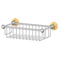 Полочка-решетка 3SC Stilmar Chrome/Gold STI 107