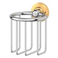 Держатель освежителя 3SC Stilmar Chrome/Gold STI 123