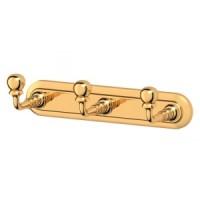Планка с 3-мя крючками 3SC Stilmar Gold STI 202