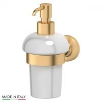 Дозатор для жидкого мыла 3SC Stilmar Satin Gold STI 305