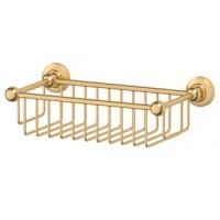 Полочка-решетка 3SC Stilmar Satin Gold STI 307