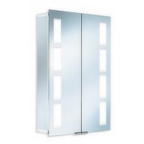 Зеркальный шкаф c подсветкой HSK ASP 500 60*75*17см 1122060