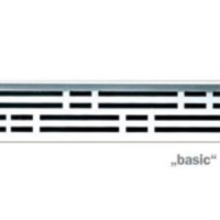Декоративная решетка 100cм Tece drainline basic 6 010 10