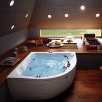 Гидромассажная ванна 165х165см Jacuzzi Maxima 9F43-788A