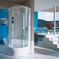 Душевая кабина 108х108см Jacuzzi Flexa Tower ELT8 9447-131A
