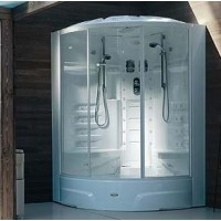 Душевая кабина 144х144см Jacuzzi Flexa Double ELT8