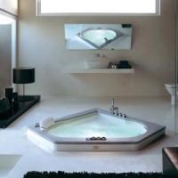 Гидромассажная ванна 140х140см Jacuzzi Aura Corner 140 Top 9F43-495A
