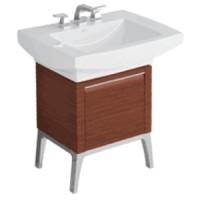 Комплект мебели 75см Villeroy&Boch Bellevue