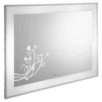 Зеркало 135см с декором с подсветкой Villeroy & Boch La Belle A337 D500 A337D500