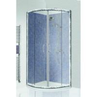 Душевой уголок 90х90см Cezares ART-GOTICO R2-90-C-D