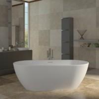 Ванна 150x75 овальная Alpen Palermo 150