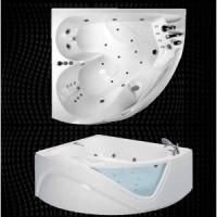 Ванна 168 x 148 см Balteco Duo Lumina Гидро Люкс Плюс S 6