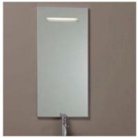Зеркало в алюминиевой раме 40 см Balteco Piano