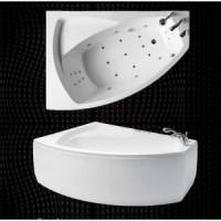 Ванна 160 x 100 cm Balteco Rhea 16 Эксклюзив S 9