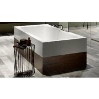 Ванна 180 x 80 см Bette Betteone Highline 3313 CFXXH white