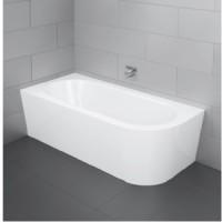 Ванна 165 x 75 Bette Bettestarlet lV Silhouette 6650 CERVK white