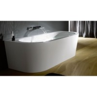 Ванна 175 x 80 Bette Bettestarlet l Silhouette 8310 CWVVK white