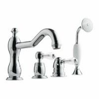 Смеситель для ванны Bandini Antico 516840 OO 00G