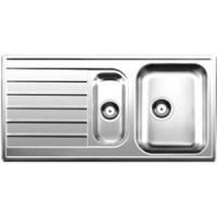 Мойка 1000x500mm Blanco Livit 6 S 514796 нерж. полированная сталь