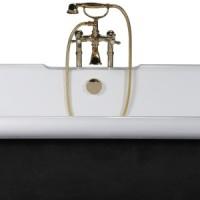 Слив-перелив для ванны 95-105см Bossini J00010 ORO