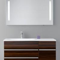 Комплект мебели 106см Burgbad Evo SEBO106L F0433
