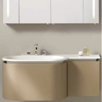 Комплект мебели 120см Burgbad Lavo SEAJ120 L