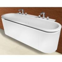 Комплект мебели 150см Burgbad Lavo SEAJ150