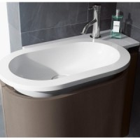Комплект мебели 60см Burgbad Lavo SEAA060 L