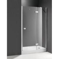 Дверь в нишу 90см Cezares CRYSTAL-B-12-100-P-Cr-L