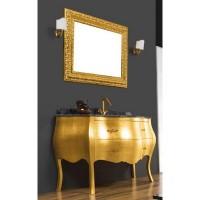 Комплект мебели 115см Iside Calipso Композиция 22, Золото