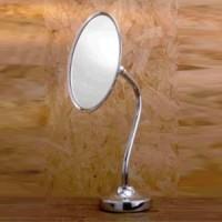 Косметическое зеркало настольное Cristallo 137A СR