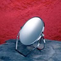 Косметическое зеркало настольное Cristallo 140O