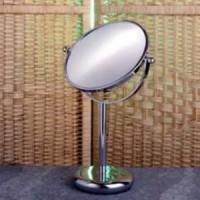 Косметическое зеркало настольное Cristallo 150