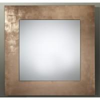 "Зеркало 85x85 Deknudt Mirror ""Basic Cupper"" 2517,122"