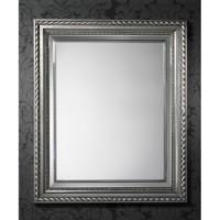 "Зеркало 101x120 Deknudt Mirror ""Silver Rope"" 2624,261"