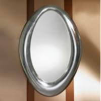 "Зеркало 89x128 Deknudt Mirror ""Sensual Silver"" 2699,161"