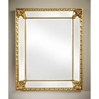 """Зеркало 91x112 Deknudt Mirror """"Castello Gold"""" 2717,222"""