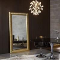 "Зеркало 106x189 Deknudt Mirror ""Nick Gold"" 2758,212"