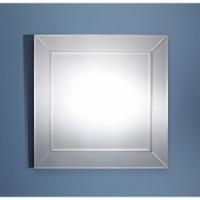 """Зеркало 80x80 Deknudt Mirror """"Basta"""" 9046.BSB"""