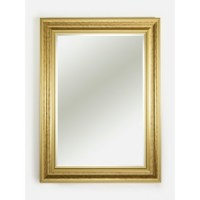 "Зеркало 75x102 Deknudt Mirror ""Berlin Gold"" 9909.BGB"