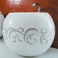 Биде напольное Disegno Ceramica Sfera 551/1 D
