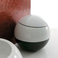 Унитаз напольный Disegno Ceramica Sfera 550-C-P-B4